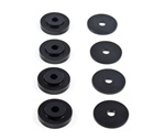 Torque Solution Shifter Base Bushing Kit: Mazdaspeed 3 2010+