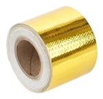 Gold Reflective Heat Tape