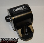Torque Solution Billet Aluminum Rear Engine Mount: 92-00 Honda Civic EG & EK / 94-01 Integra / 93-97 Del Sol