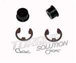 Torque Solution Shifter Cable Bushings: Volkswagen Jetta IV 1999-05