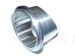 Torque Solution Stainless Steel Blow Off Valve Flange: Tial 50mm, Q & Q-R