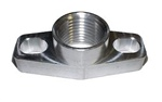 Torque Solution Billet Oil Drain Flange: Universal GT Ball Bearing Turbos