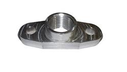 "Torque Solution 5//8/"" Oil Drain Flange Extended Slip-On Universal T3//T4//PTE Turbo"