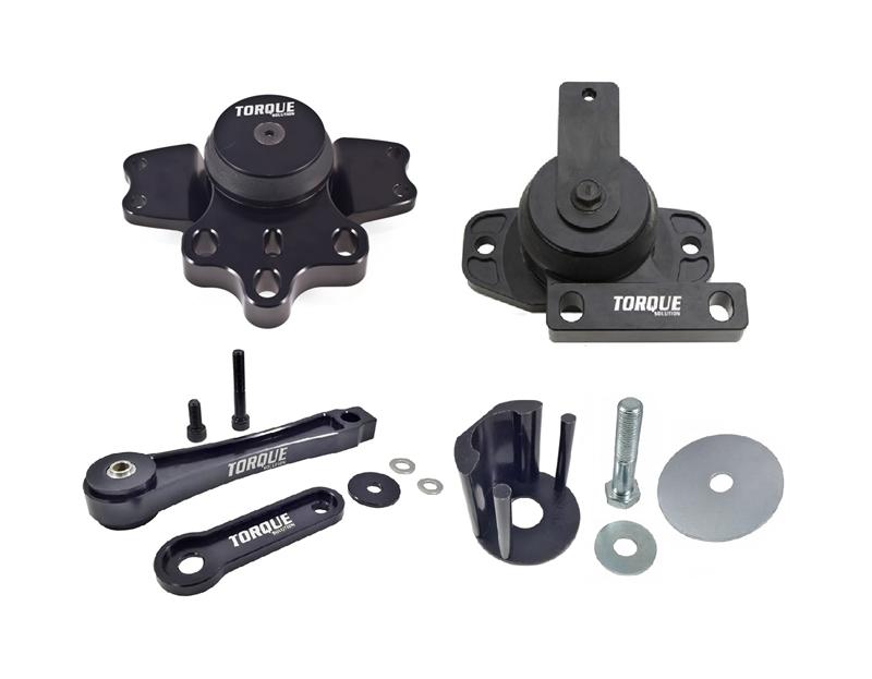 torque solution complete mount kit w street insert vw. Black Bedroom Furniture Sets. Home Design Ideas