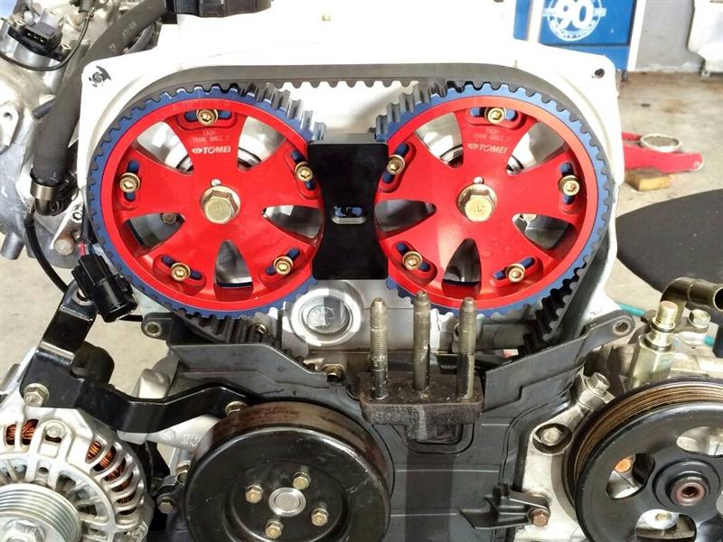 Torque Solution Billet Cam Gear Alignment Tool Mitsubishi